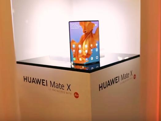 Huawei Mate X 2019Huawei